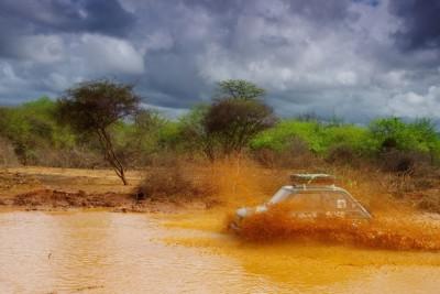 Najgorsza droga wschodniej Afryki - zdjęcie 70x50